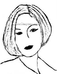 drawing of bob hair bob hairstyles for your face shape lynnechapman com a woman s life