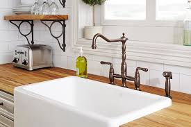 100 bridge style kitchen faucet sinks interesting farmhouse