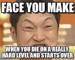 How To Make A Meme Photo - face you make impossibru guy original meme on memegen