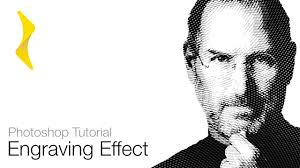 photo engraving updated link photoshop tutorial engraved effect engraving