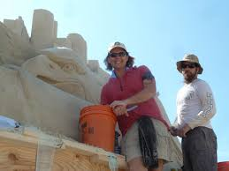 Massachusetts travel photo album images Photo album national sandsculpting festival monday july 15th jpg