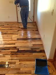 easy hardwood floor refinishing on floor intended for hardwood