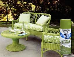 Ideas For Painting Garden Furniture by Best 25 Spray Paint Wicker Ideas On Pinterest Spray Painted