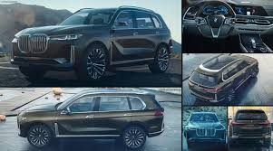 bmw concept 2017 bmw concept x7 iperformance bmw m5 and bmw x3 premiere on day one