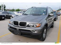 Bmw X5 Grey - 2005 sterling grey metallic bmw x5 3 0i 29483759 gtcarlot com