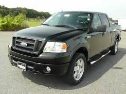ford f150 crew cab for sale used used ford truck for sale de 2007 ford f150 fx4 4wd crew cab