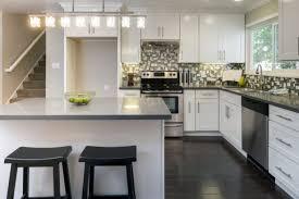 plan de cuisine moderne modele de cuisine moderne rutistica home solutions