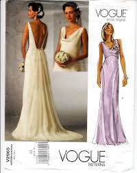 vogue wedding dress patterns vogue patterns and bridesmaid dresses wedding guest dresses