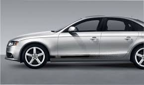 audi decals product 2 powered by audi a3 a4 a6 a8 rs3 rs4 stickers decals