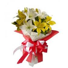 stargazer bouquet stargazer flower bouquet delivery in parañaque city
