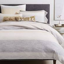 modern duvet covers west elm