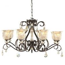 Large Foyer Chandelier Wrought Iron Foyer Lighting 6 Light Wrought Iron Large Foyer