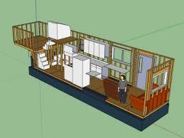 tiny house floor plans furthermore 5th wheel tiny house trailer