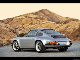 porsche silver singer porsche 911 silver rear hd wallpaper 100