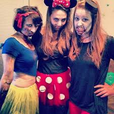 Scary Halloween Costumes Teenage Girls Minute Halloween Costumes Popsugar Smart Living