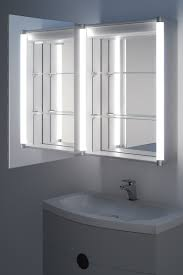 Saber Led Light Bar by Saber Led Bathroom Demister Cabinet Light Mirrors