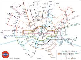 Metro Map New York by Look No Grid Nyc Reimagined As A Circular Metropolis Co Design
