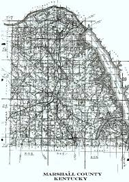 Kentucky Counties Map Kygenweb Graves County