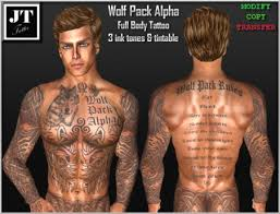 second marketplace jt wolf pack alpha tintable