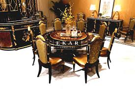 Luxury Dining Table And Chairs Popular Luxury Dining Table Set Dinning Room Home Design Ideas