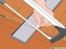 How To Shorten Window Blinds How To Cut Blinds 12 Steps With Pictures Wikihow