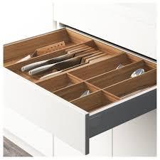 Bamboo Kitchens Variera Flatware Tray Ikea