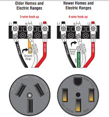 wiring a oven with 4 wires to home service with 3 wires home