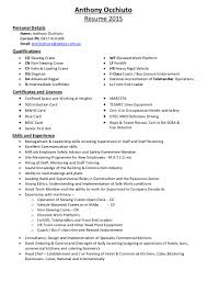 chemical operator resume chemical plant operator resume resume for your job application