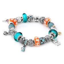 pandora chain bracelet charms images Tropical charms pandora jewelry charms bracelets rings 64 jpg