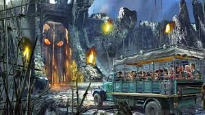 Map Of Islands Of Adventure Orlando by Universal Orlando Announces New U0027skull Island Reign Of Kong