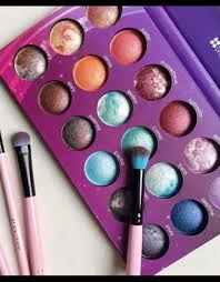 make up colorful makeup palette blush eyeshadow palette