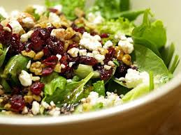 thanksgiving salad recipes healthy food world recipes