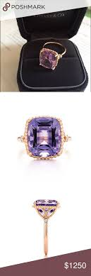 amethyst rings tiffany images Tiffany co sparklers amethyst ring my posh picks pinterest png