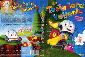The Brave Little Toaster Dvd Carátula Caratula De La Tostadora Valiente The Brave Little Toaster