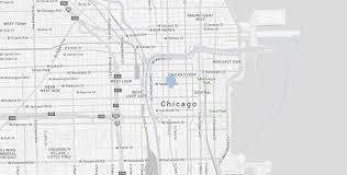 chicago union station floor plan chicago loop map kimpton gray hotel