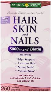nature u0027s bounty hair skin u0026 nails reviews photo makeupalley
