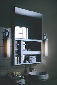 fair 10 bathroom medicine cabinets with mirrors lights and outlet