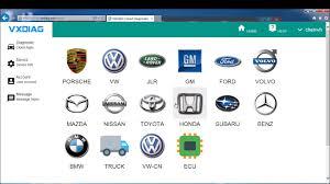 allscanner vxdiag vcx hd heavy duty truck diagnostic system is an auto diagnostic