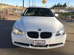 bmw 5 series mileage 2005 bmw 5 series 545 v8 premium sport package fully loaded low