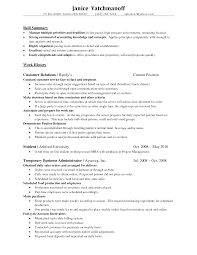Accounting Resume Experience Sample Senior Accountant Resume Resume Sample For Senior