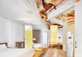 miel arquitectos creates chimeric interior by using mirrored cubes