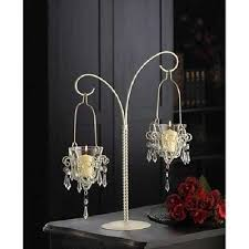 Tabletop Chandelier Centerpiece by Crystal Table Top Chandelier Mini Votive Candle Stand Lamp Wedding