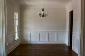 beautiful wainscoting dining room photos aamedallions us