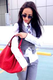 straight hair with outfits feminizing the tie radosavljevics