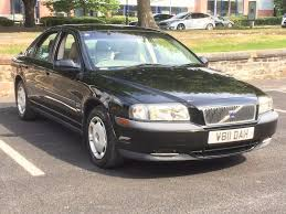 volvo inc volvo s80 2 4 petrol automatic full history inc cambelt