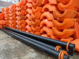 for sale different sizes of hdpe pipe floater rubber hose for your