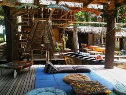 chillout bungalows tonsai beach reizen pinterest bungalow