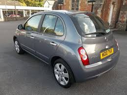 nissan micra ntec 2010 nissan micra 1 2 n tec 5dr auto faded denim 2010 in sidmouth