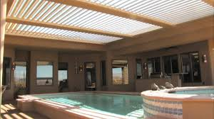Equinox Louvered Roof Cost by Equinox Opening Roof Dfw Commercial Youtube