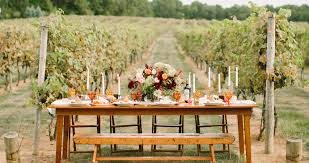 table and chair rentals nj rent farm tables vintage furniture in nj and nyc weddings and